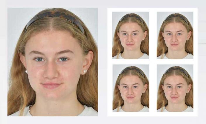 Foto Studio Bogenhausen Passbild Teenager
