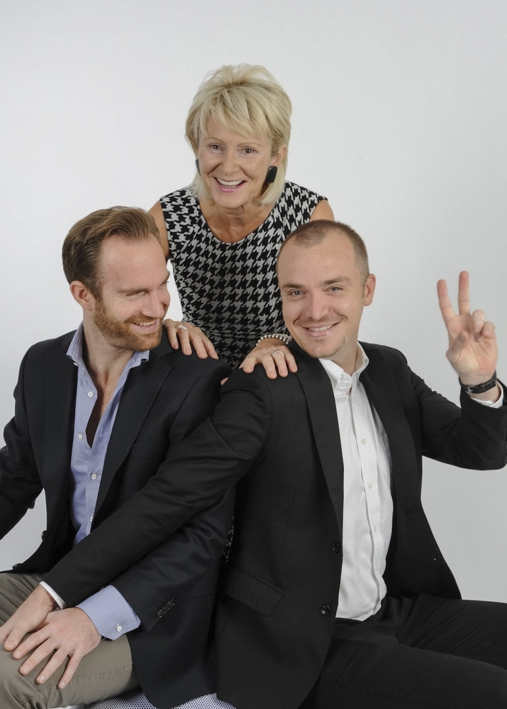 Foto Studio Bogenhausen Eleana Hegerich Familienfotos