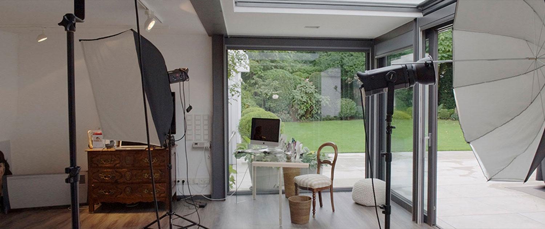 Foto Studio Bogenhausen Eleana Hegerich Studio nach Aussen