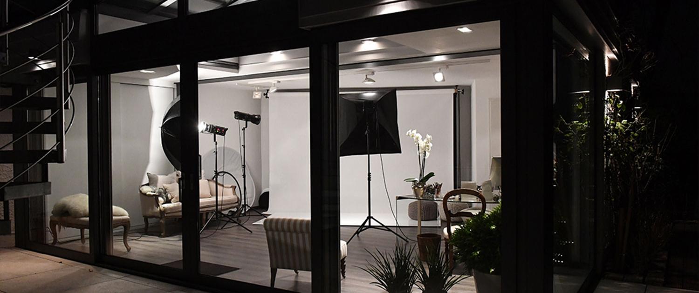Foto Studio Bogenhausen Eleana Hegerich am Abend
